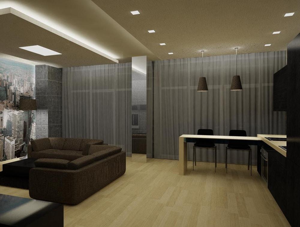 Дизайн интерьера в Риге